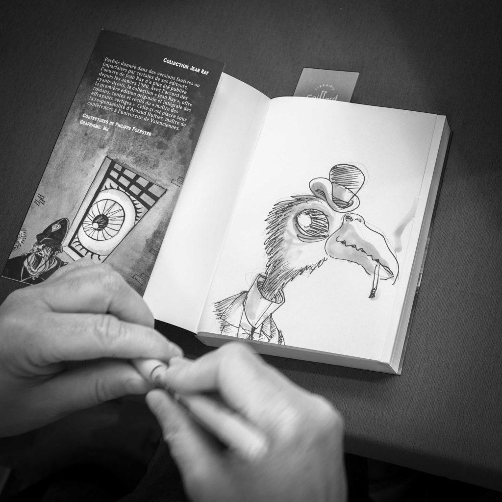 Philippe Foerster Etonnants Voyageurs Saint Malo Alma Editions