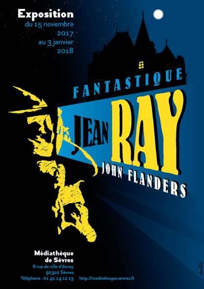 Jean Ray exposition Foerster Philippe Mu Muriel Blondeau Alma