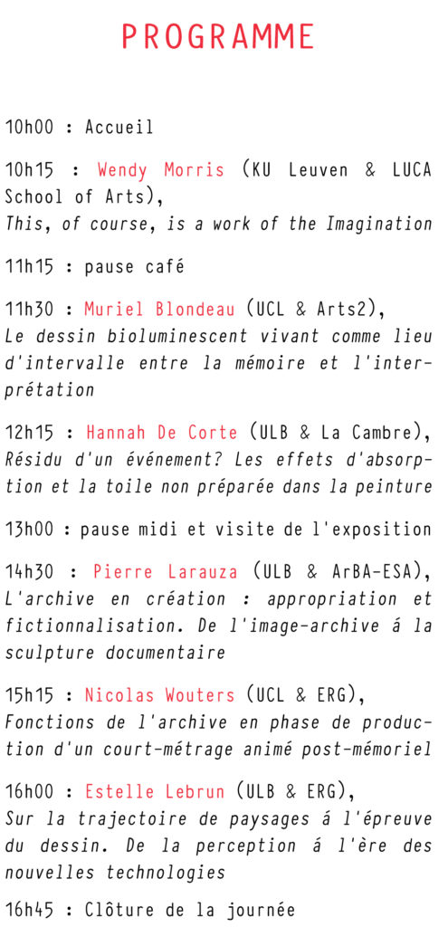 Conférence Muriel Blondeau mémoire et archive-2