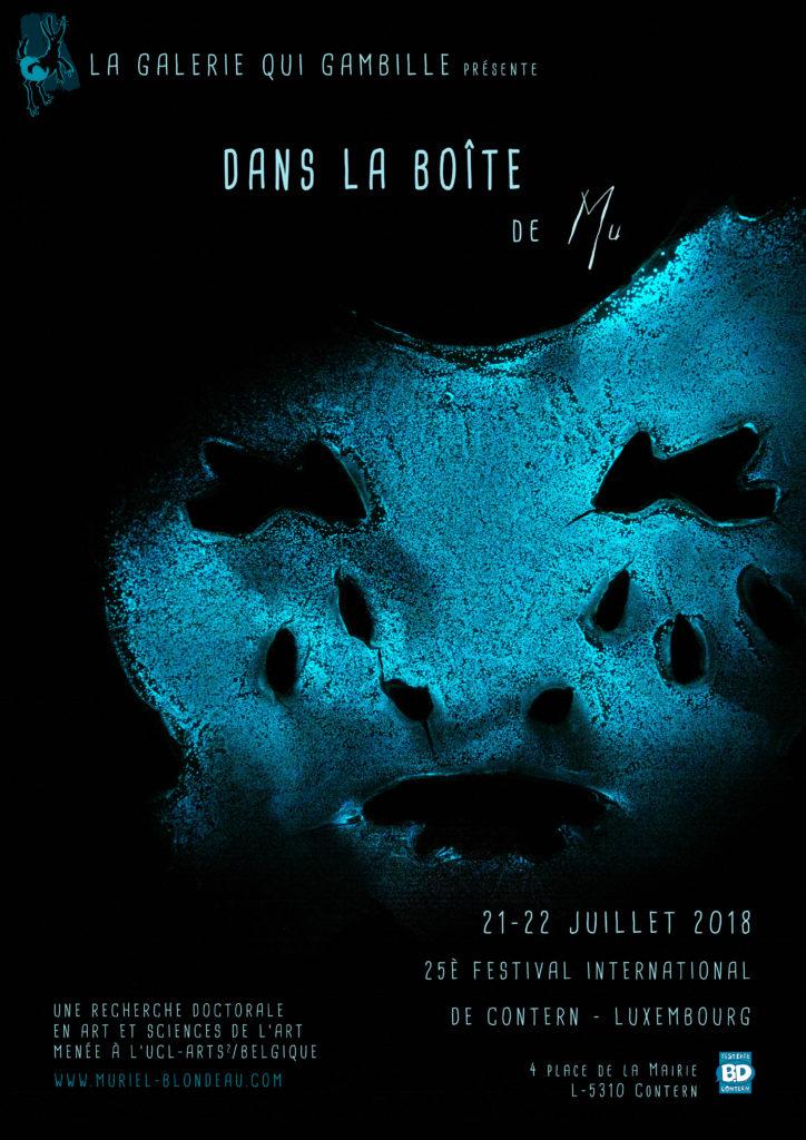 Contern Festival Mu Art Bioluminescent Muriel Blondeau