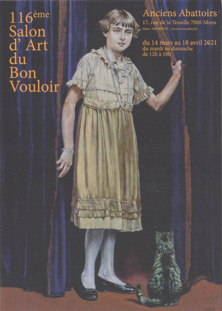 Mu Blondeau Expo Bon Vouloir Marionnettes Illu de Stefano Console