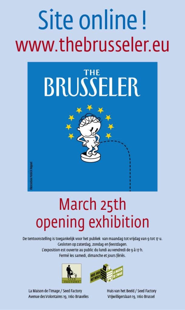 Mu Blondeau The Brusseler Exposition Maison de l'Image